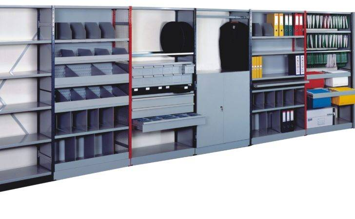 Industrial Shelving Systems Leading Devon Suppliers