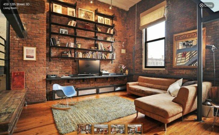 Industrial Warehouse Loft Apartments Feel Covet Them Along