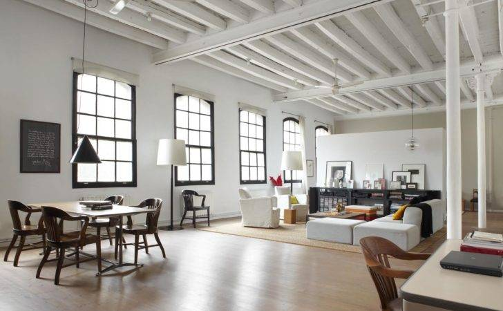 Industrial Warehouse Loft Apartments Love Furniture Home