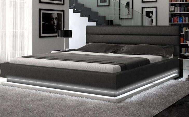 Infinity Platform Bed Lights