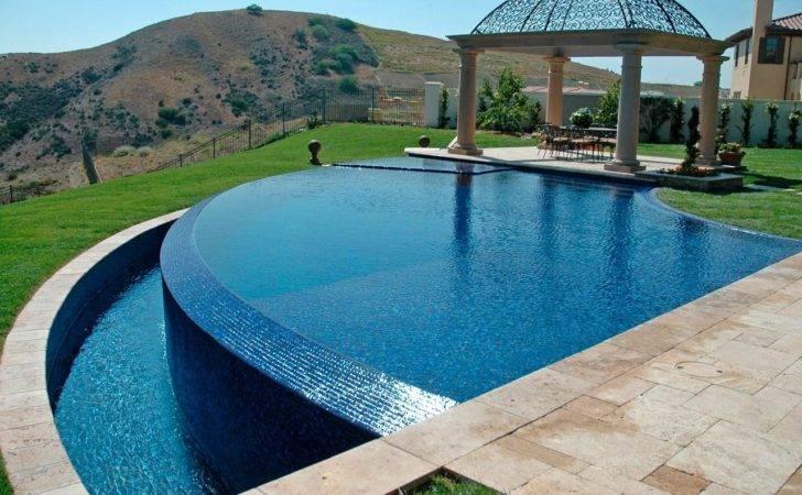 Infinity Pools Outdoor Spaces Patio Ideas Decks Gardens Hgtv