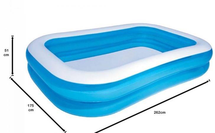 Inflatable Pools Bestway Rectangular Pool