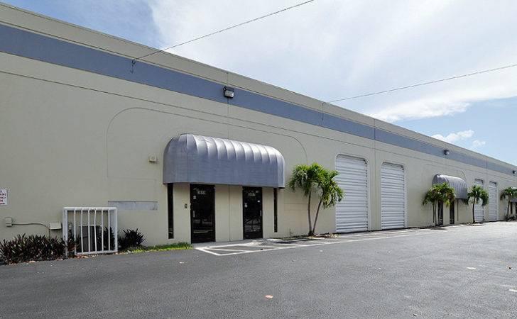 Information Warehouse Exterior Design