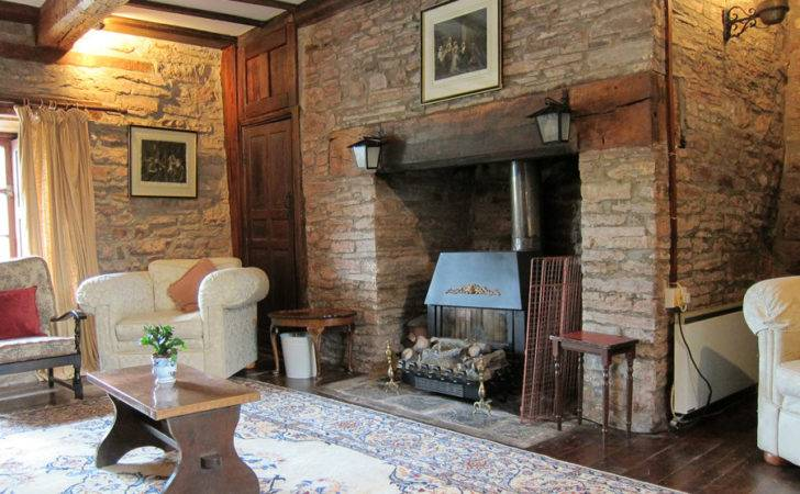Inglenook Fireplace Alexanderstone Manor Sitting Room