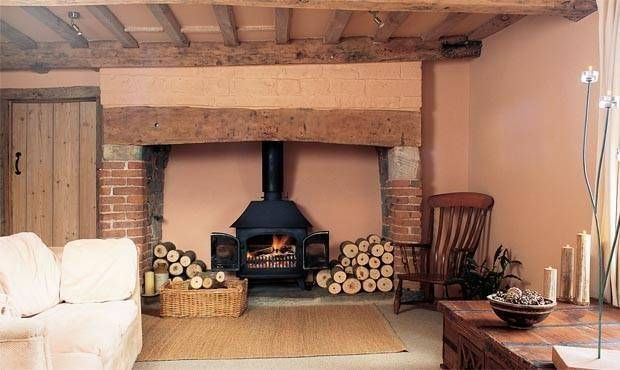 Inglenook Fireplace Cottage Pinterest