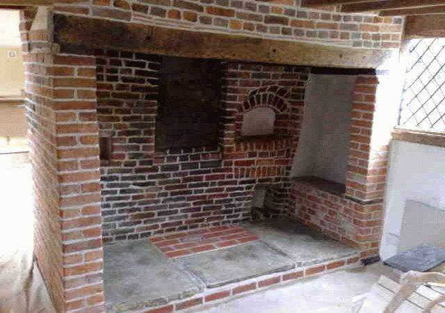 Inglenook Fireplaces Ideas House Pinterest