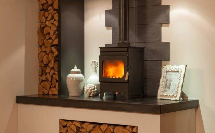 Inglenook Stone Fireplace York