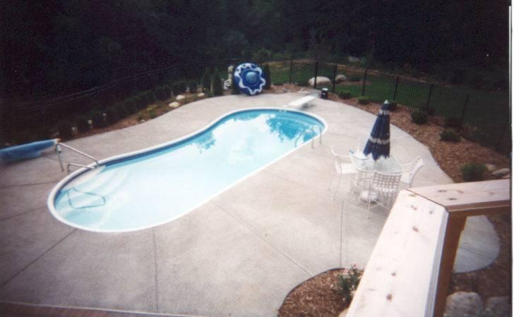 Inground Pool Kits Yourself Pin Pinterest