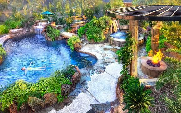 Inground Pool Lights Luxury Pools Archives