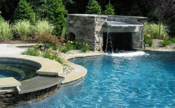 Inground Pool Photos Ideas