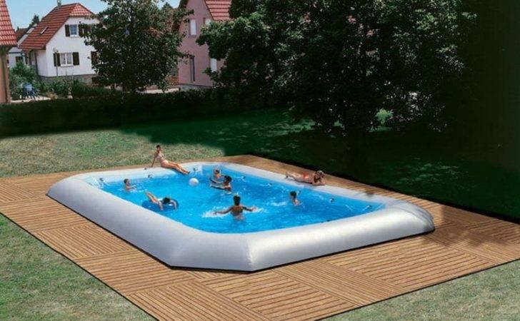 Inground Pools Backyard Design Ideas