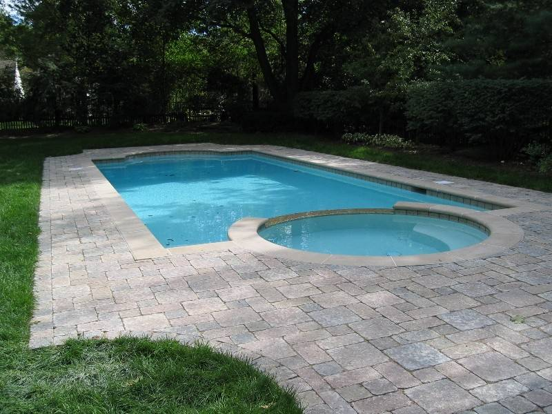 Inground Pools Custom Designed