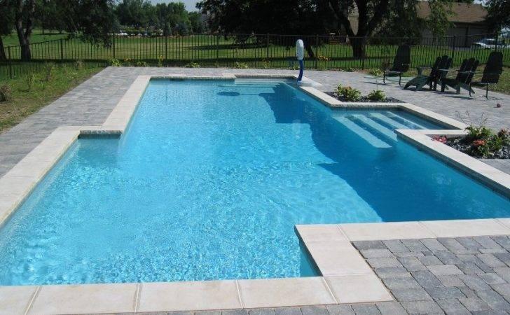 Inground Pools Pinterest Swimming Pool