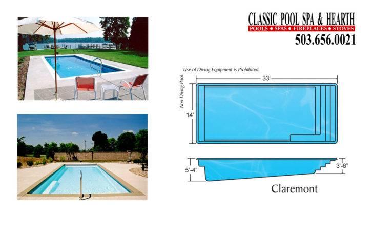 Inground Swimming Pools Spas Pool Builder