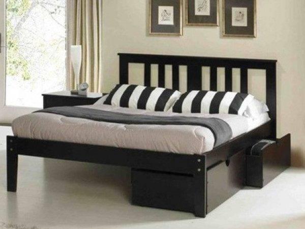 Innovations Milan Platform Bed Vermont Bedrooms Rutland