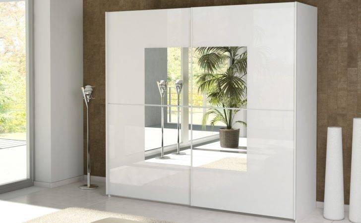 Innovative Wardrobe Design Sliding Doors Mirror