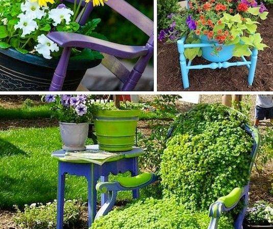Insanely Creative Diy Garden Container Projects Beautify