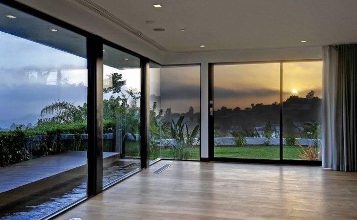 Inside Floor Ceiling Windows Reveal Views Ocean City