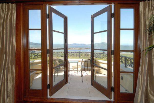 Inside Out French Doors