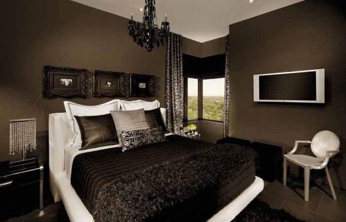 Inspirasi Desain Interior Kamar Tidur Modern Dan Mewah
