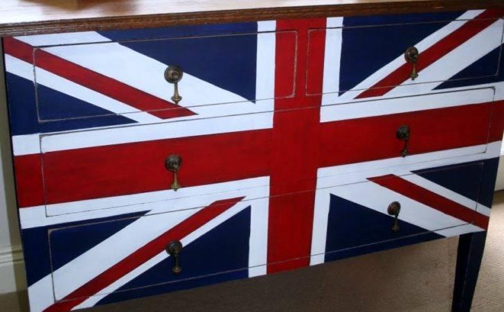 Inspiration Take Union Jack Dresser Just Love