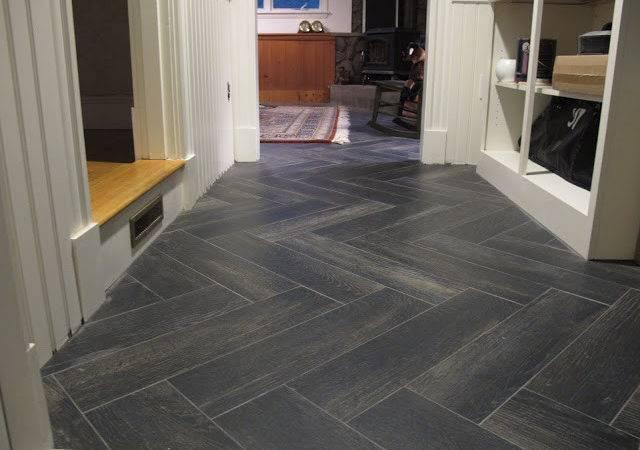Inspiration Tiles Especial Herringbone Tile Floor Pattern Design
