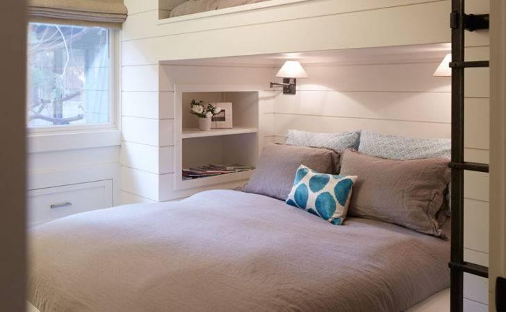 Inspirational Examples Built Bunk Beds Contemporist