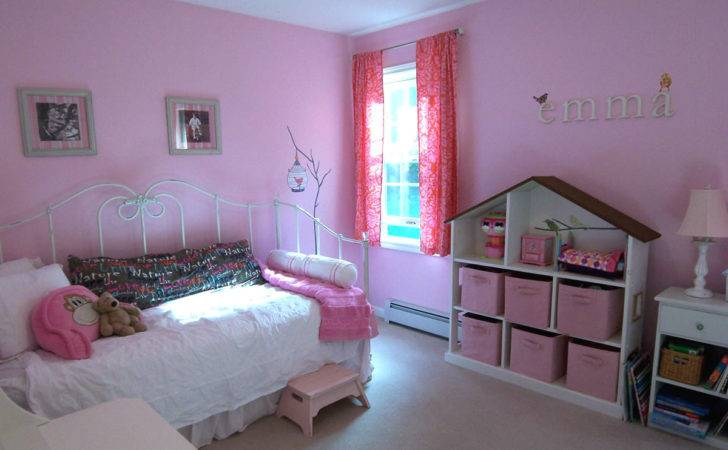 Inspirational Girls Pink Bedroom Ideas