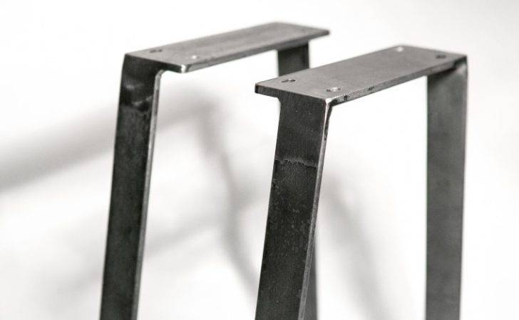 Inspirations Metal Bench Legs Custom Sizes