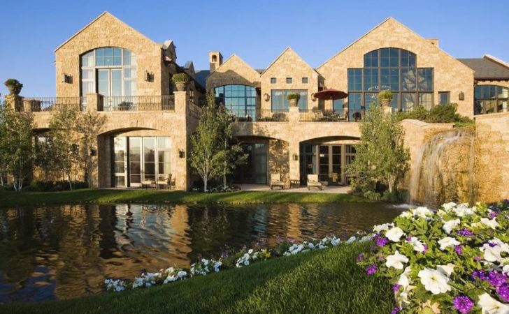 Inspired Century Tuscan Estate Luxury Home Located