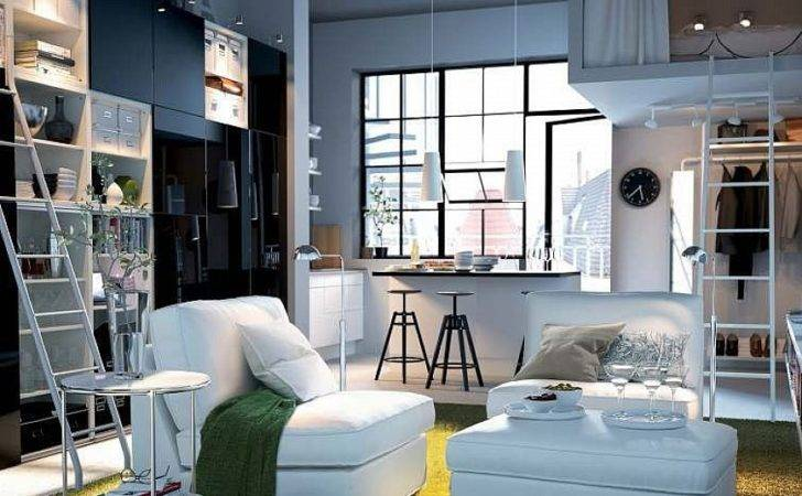 Inspired Designs Small Studio Apartments Furniture