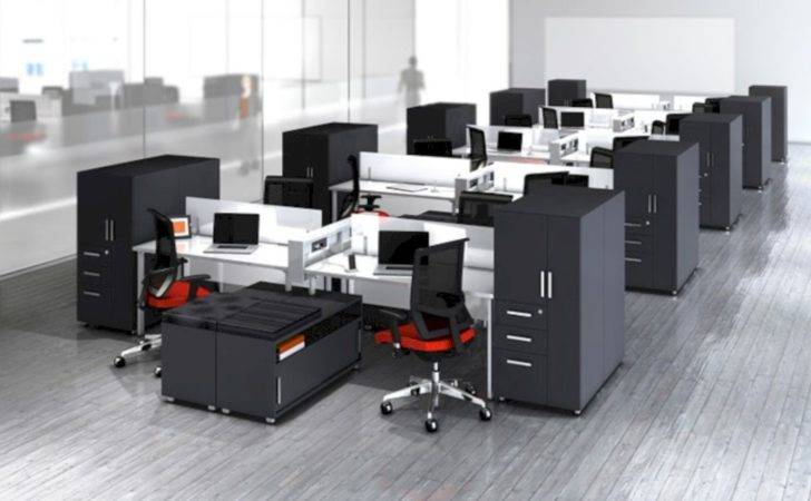 Inspiring Minimalist Front Office Furniture Ideas