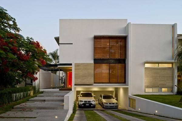 Inspiring Modern Residence Mexico House Freshome