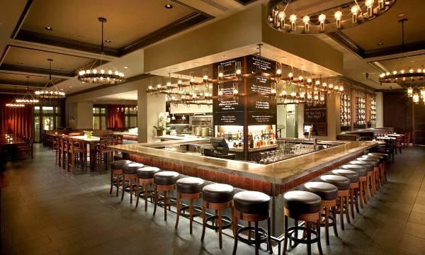 Inspiring Restaurant Bars Modern Flair