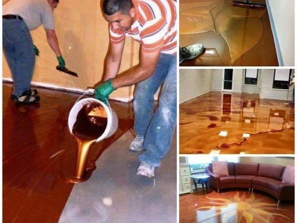 Install Metallic Epoxy Floors Instructions