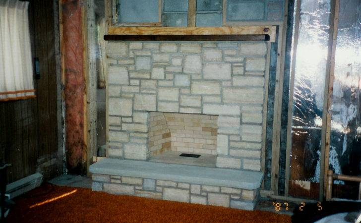 Install Stone Veneer Front Exterior Your Party