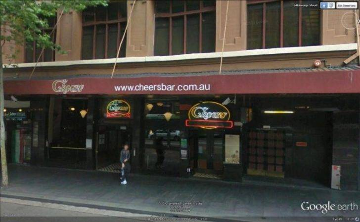 Inter Bar Listing Cheers Sydney Get Directions Via