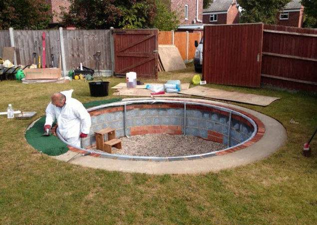 Interested Make Diy Inground Pools Yourself Swimming