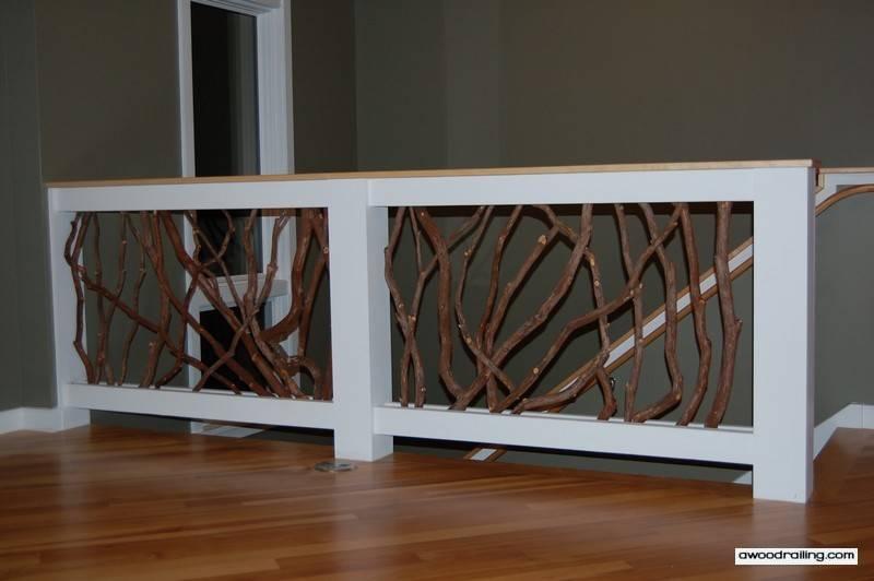 Interior Balcony Railing Transform Your Home Handrail