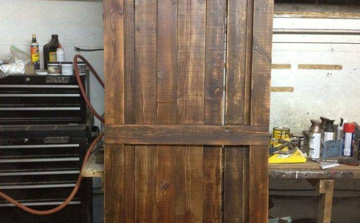 Interior Barn Door Goatgear Made Armstrong