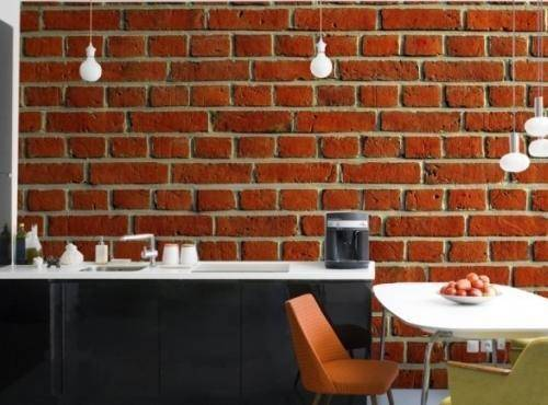 Interior Brick Wall Design Ideas Living Rooms Exposed