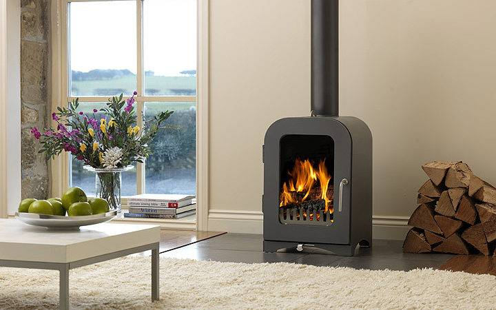 Interior Comments Contemporary Wood Burning Stoves