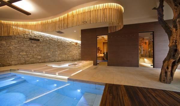Interior Design Ayurveda Spa Sauna Studio Alberto