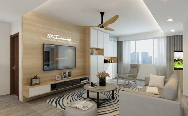 Interior Design Drawings Scandinavian Concept Space Define