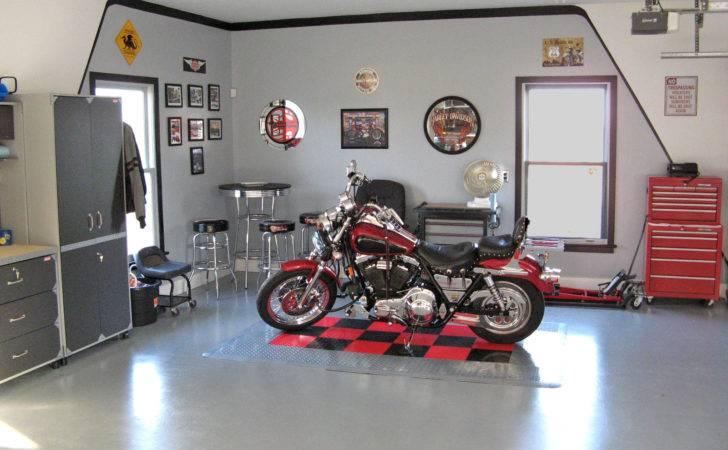 Interior Design Garage Storage Exterior