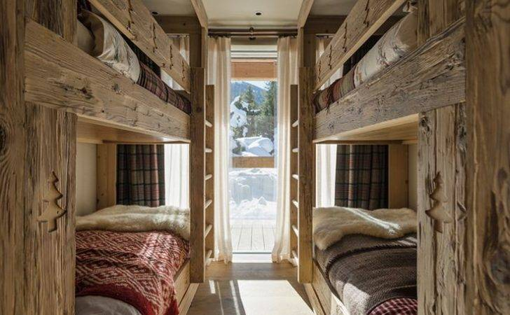 Interior Design Guess Don Need Lots Room Bunkie