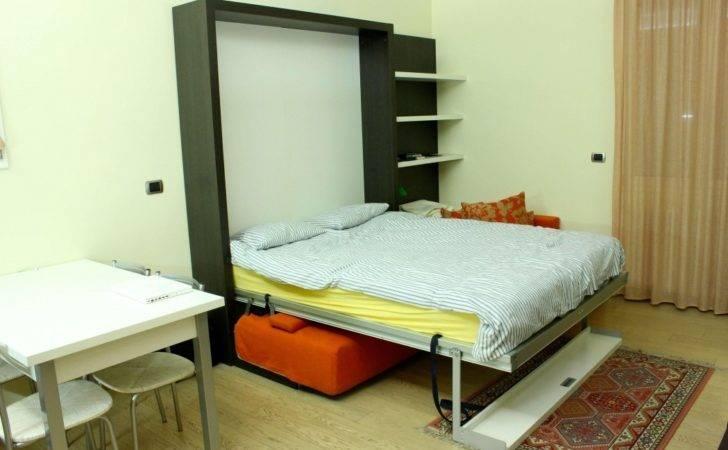 Interior Design Hideaway Beds Ikea Dividers Studio Apartments