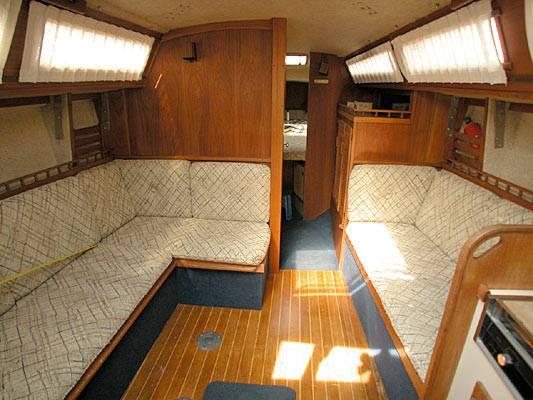 Interior Design Ideas Lovely Boat