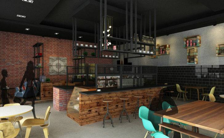 Interior Design Ideas Your Business Place Cafe Style