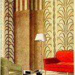 Interior Design Illustration Circa Love